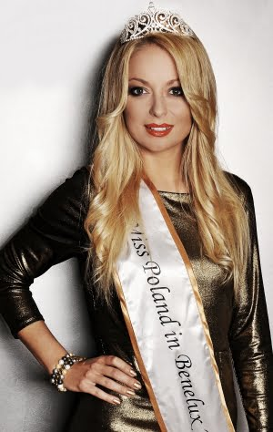 Miss Poland Benelux